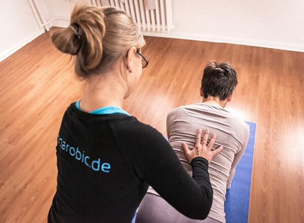 Pilates-Einzeltraining ist besonders intensiv
