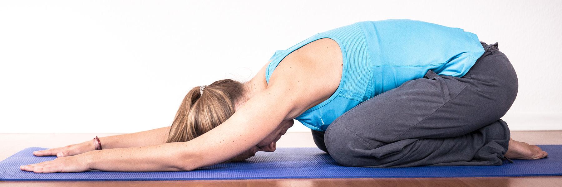Pilates-Training bei Heilpraktikerin Anna F. Rohrbeck in Berlin